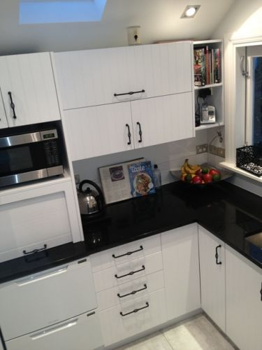 Black And White Kitchen Nz kitchen cabinets wellington - kitchen renovations wellington